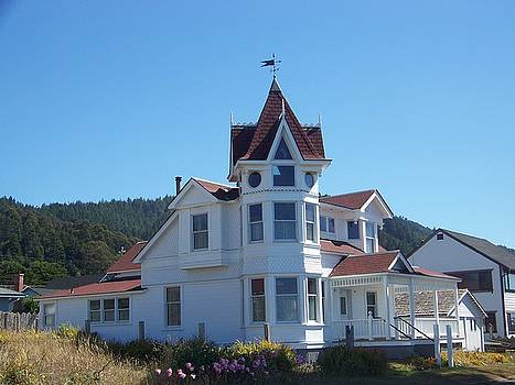 Grand Sea Captians House by Maggie Cruser