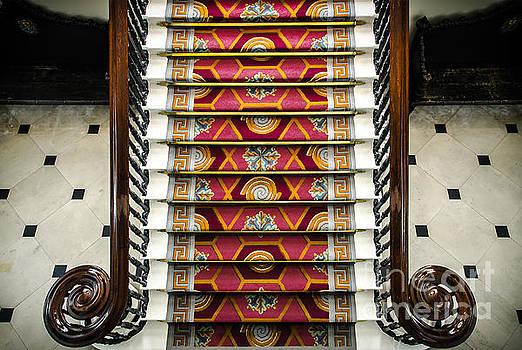 RicardMN Photography - Grand Staircase in Dublin Castle