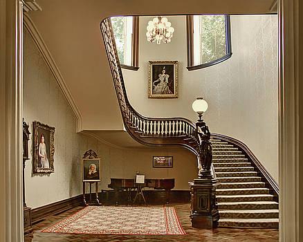 Nikolyn McDonald - Grand Stairway - Governor