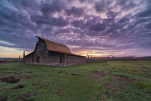 Grand Teton National Park - Early Morning  by Jason Penland