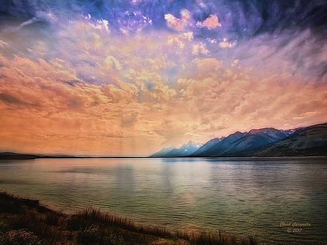 Grand Teton National Park - Jenny Lake by Chuck Caramella