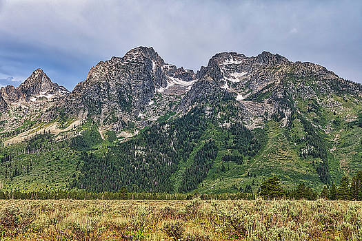 Janet Fikar - Grand Tetons Beauty