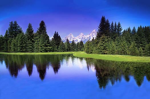 Grand Tetons Beauty by Kay Kochenderfer