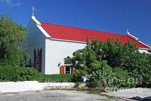 Gary Wonning - Grand Turk church
