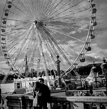 Cyril Jayant - Grand wheel of Paris at  place de La Concorde
