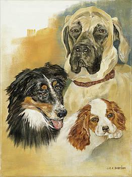 Granddogs by E E Scanlon