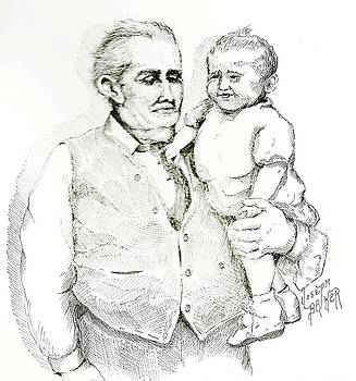 Grandfather and Me by Joseph Baker