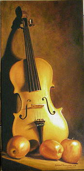 Grandfathers Fiddle by Susan Thompson