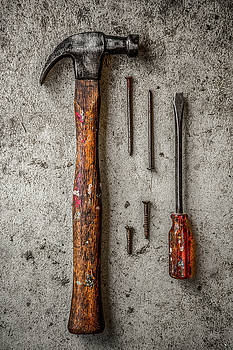 Grandfather's Tools by Michael Arend