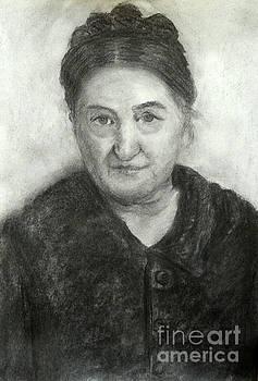 Grandma by Jasna Dragun