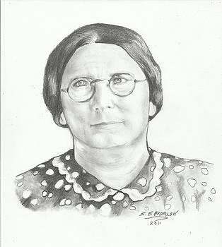 Grandma by Susan Bromlow