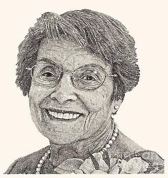 Grandma Volpicelli by Michael Volpicelli