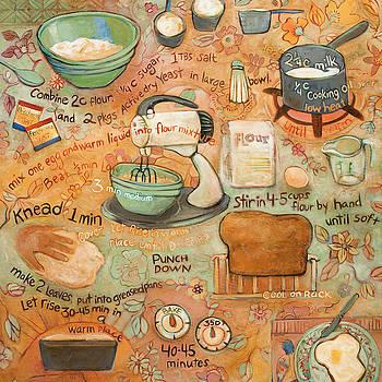 Grandmas Bread Recipe by Jen Norton