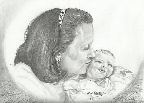 Grandma's First Kiss by Susan Bromlow