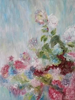 Grandmas Garden by Julie Lourenco