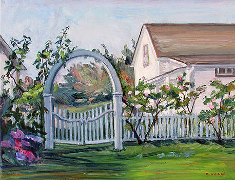 Grandma's Garden by Robert Gerdes