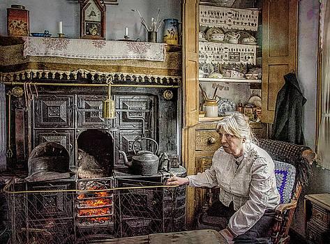 Grandma's Grate by Brian Tarr