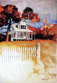 Grandma's  House by Donn Kay