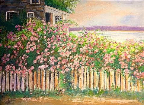 Grandmas Lake House by Janet Visser