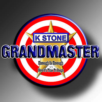 K Stone Grandmaster by Peter Hutchinson