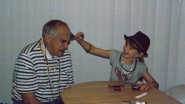 Colette Merrill - Grandpa Cries