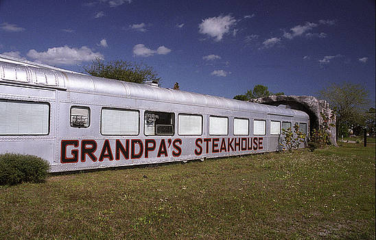 Grandpa's Steakhouse by Richard Nickson