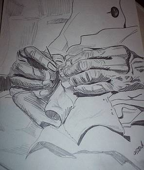 Granma's Hands by Otis L Stanley
