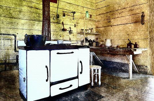 Grannies Kitchen by Susan Leggett