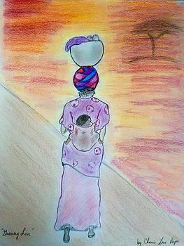 Granny Love by Chenee Reyes