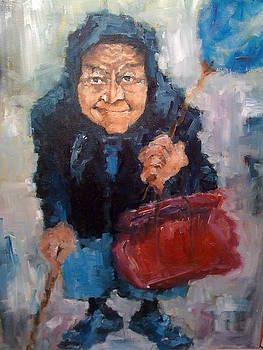 Granny by Nives Trauber