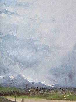 Grantsville Skies by Nila Jane Autry