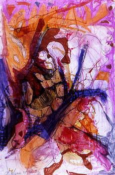 Grape Fusion by Laurie Wynne Weber