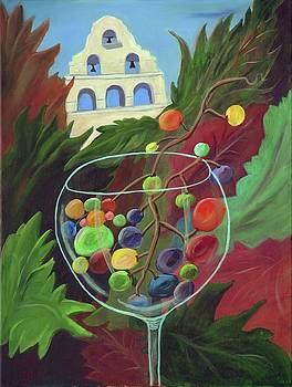 Grapes Extravaganza by Mikki Alhart