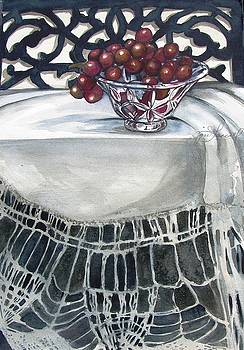 Grapes by Jane Loveall