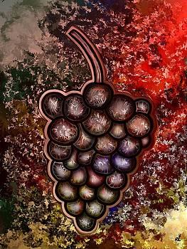 Grapes by Rafi Talby