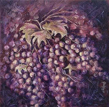 Grapevine by Elaine Balsley