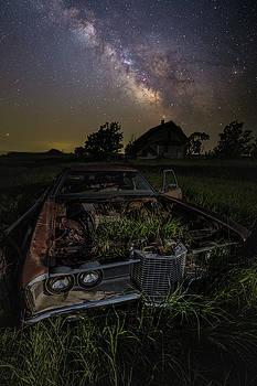 Grass Motor  by Aaron J Groen
