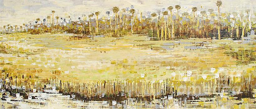 Grassland Strand by Kaata  Mrachek