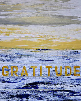 Gratitude by Dick Bourgault