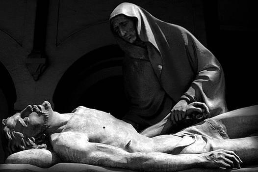 Grave of Jesus by Marc Huebner