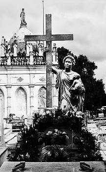 Gravestone Statue by Paul Jarrett