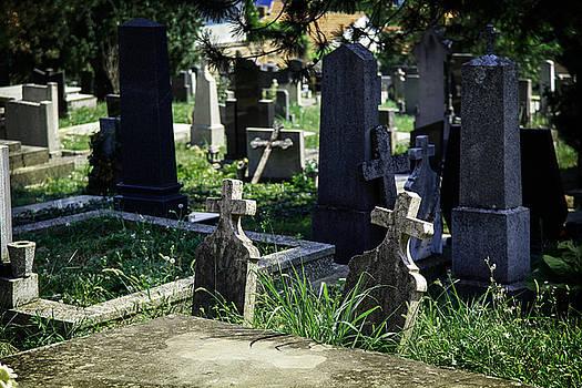 Graveyard 01 by Vladimir Jovanovic