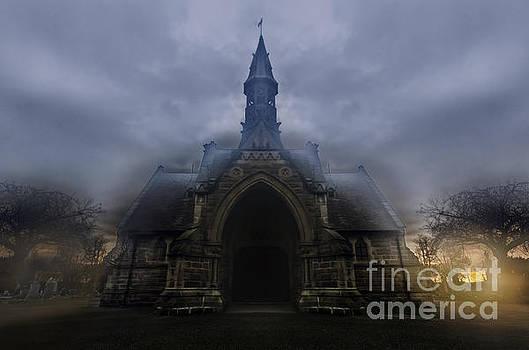 Graveyard shift by Steev Stamford