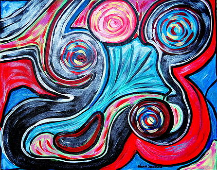 Gravitational by Gina Nicolae Johnson