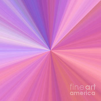 Gravity in Pink and Purple by Leah McPhail