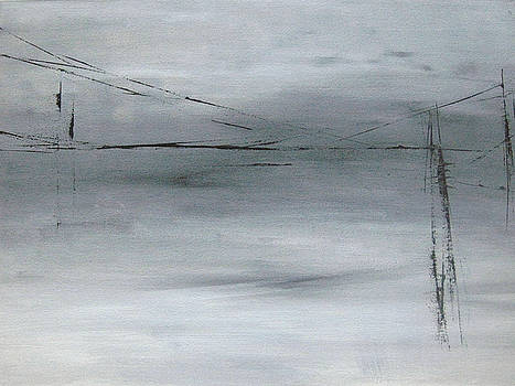 Gray Bridges by Pamela Canzano