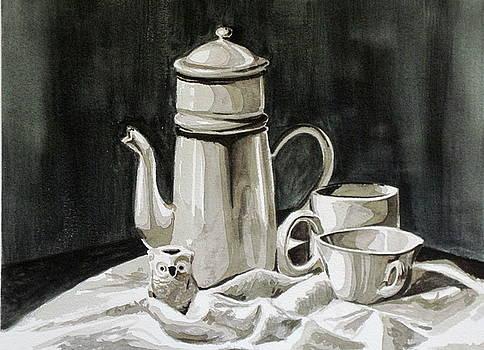Gray Class by Karen Boudreaux