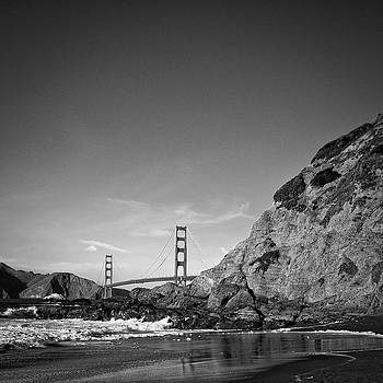 Gray Golden Gate by Nathan Spotts