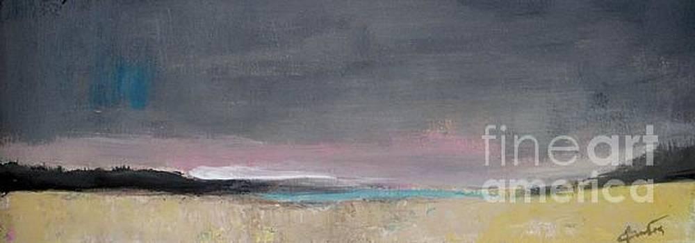 Gray Sky by Vesna Antic