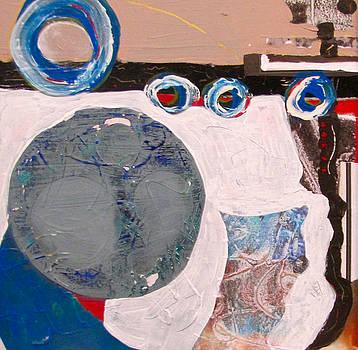 Gray World by Carole Johnson